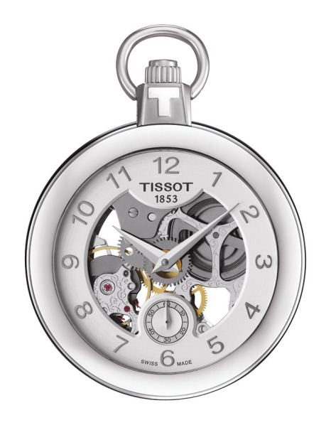 Tissot Pocket Mechanical Skeleton 2