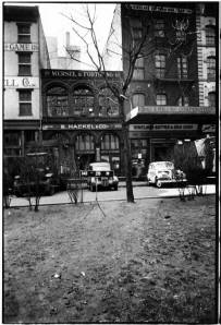 A photo of the building in the 1970s.