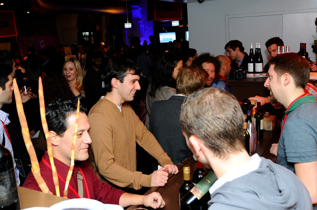 Employers and potential workers meet. (Photo: Uncubed)