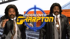 """Undercover Sharpton."" (screengrab: hulu.com)"