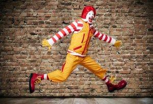The new Ronald McDonald. (McDonald's)