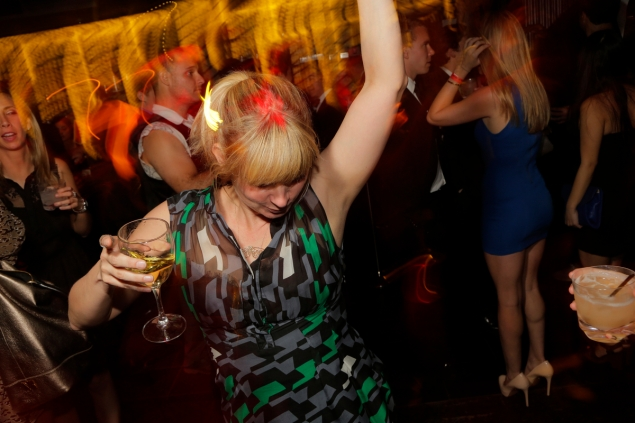The Webutante Ball (Photo: Andrew Kelly for Internet Week)