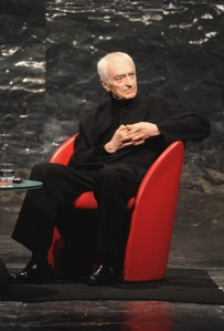 Massimo Vignelli, November 2011. (Pier Marco Tacca/Getty Images)