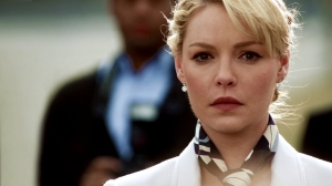 Katherine Heigl as a CIA something-or-other in State of Affairs. (NBC)