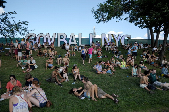2012 Governors Ball Music Festival - Day 1