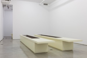 Installation view of 'PM' at Team. (Courtesy Team)