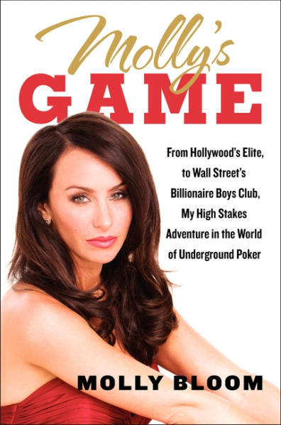 Molly's Game Book Cover