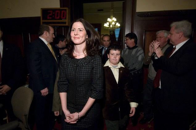 Councilwoman Elizabeth Crowley. (Photo: NYC Council/William Alatriste)