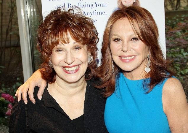 """A Celebratory Luncheon in Honor of Marlo Thomas & her new book """"It Ain't Over...Till It's Over"""""""