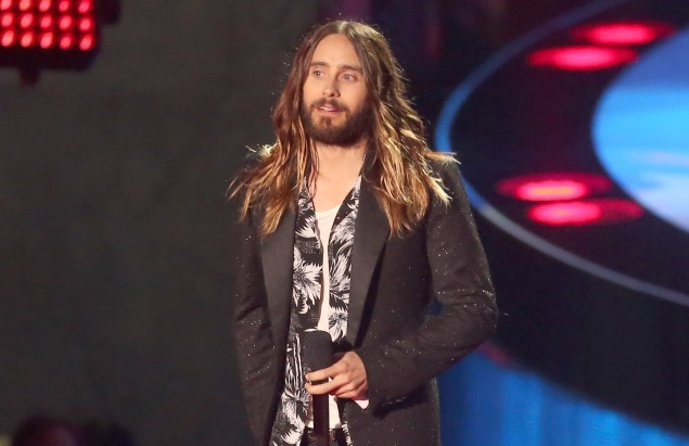 Will the real Jared Leto stylist please stand up? (Getty)