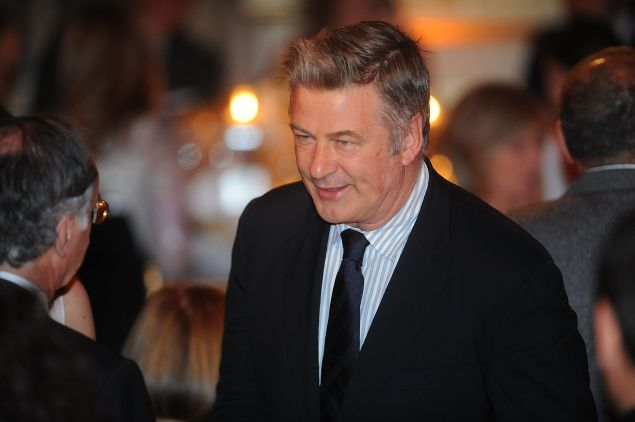 Alec Baldwin. (Photo: )