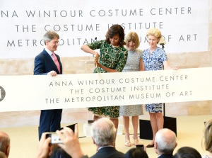 Anna Wintour Costume Center Grand Opening
