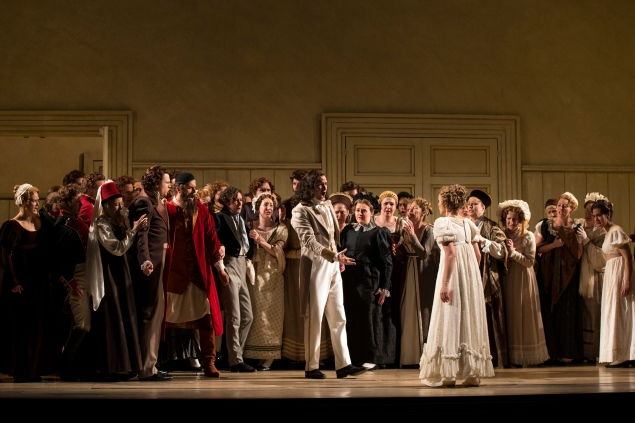 Glyndebourne Opera House Prepares To Start The 2014 Season