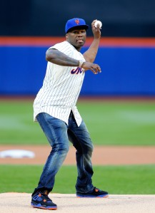 50 Cent's not so pimping form (Jim McIsaac/Getty Images)