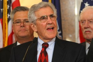 Joseph Bruno in his State Senate days. (Photo: Daniel Barry/Getty Images)