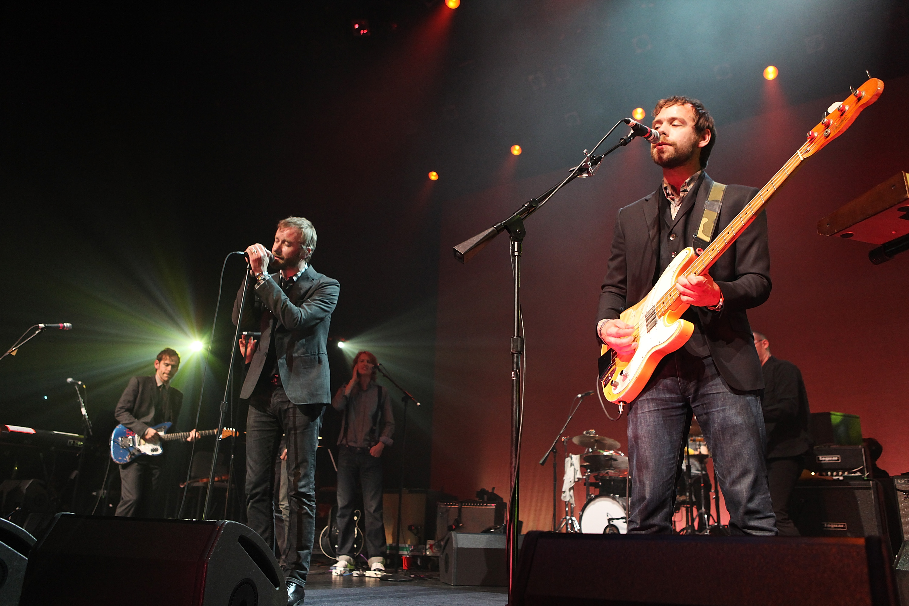 ZYNC from American Express Presents The National to Benefit Red Hot