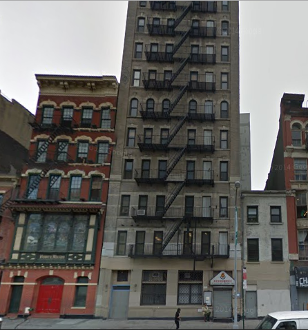 223-225 Bowery will soon be home to luxury condos and the Ace Hotel (Google Maps).