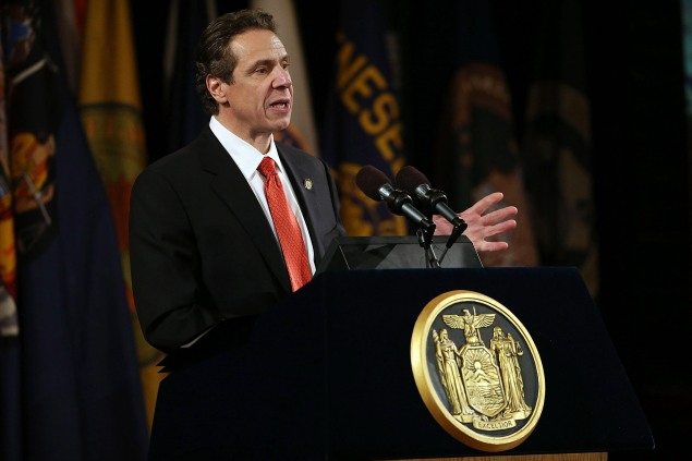 Gov.Andrew Cuomo (Photo by Spencer Platt/Getty Images)