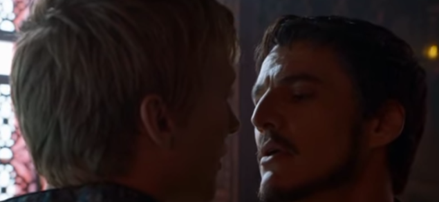 gay for oberyn