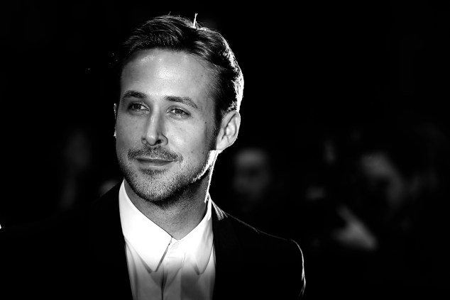 Ryan Gosling at the screening of his debut feature, Lost River, at Cannes.
