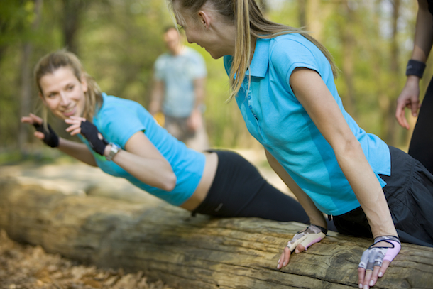 """""""Am I exercising?"""" (Photo via blog.myfitnesspal.com)"""