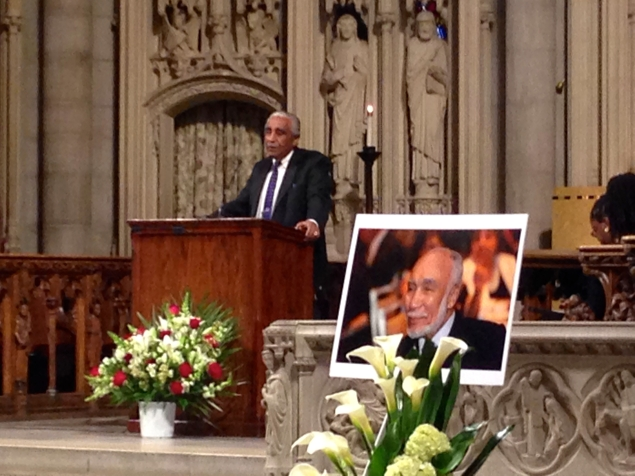 Congressman Charlie Rangel (Photo: Paula Duran)
