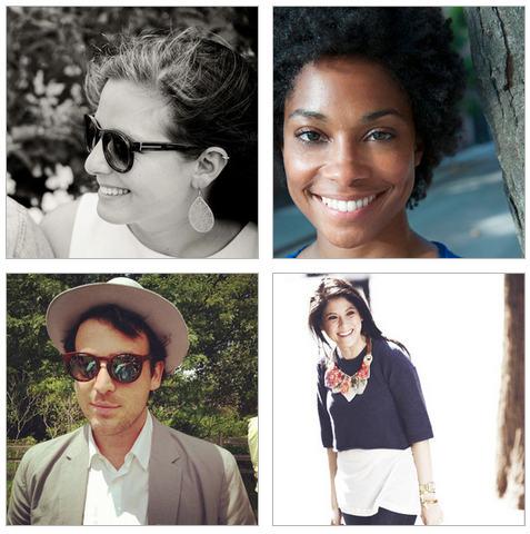 A smattering of stylists. (Screengrab via Keaton Row)