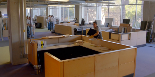 Mo' office space, mo' overhead. (Ccreengrab via HBO)