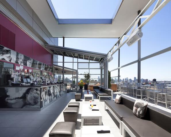 Plunge Rooftop Bar