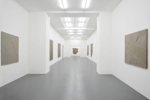 Installation view of Kahn's 2013 show at T293 in Rome. (Courtesy T293)