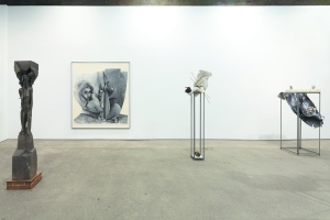 Exhibition view. (Courtesy Anton Kern Gallery)