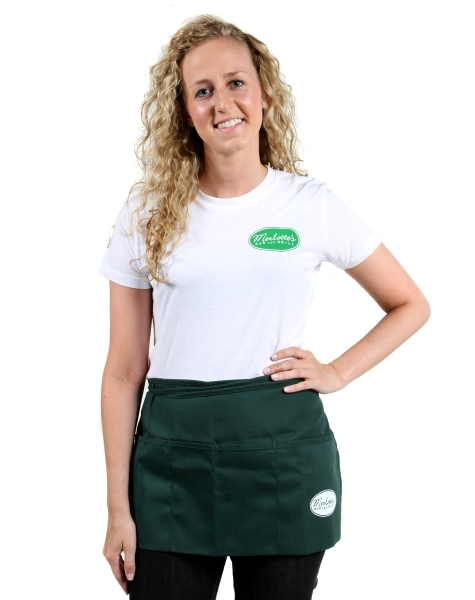 Who doesn't want to look like a waitress for $50?