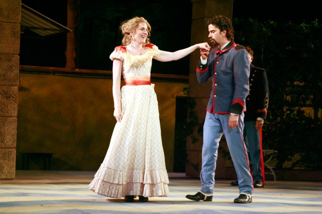 """Opening Night Curtain Call & Cast Photos for """"Much Ado About Nothing"""""""