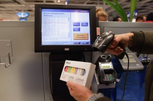 There are something's Jerome Swartz's self-checkout can't solve. (Photo: Getty)