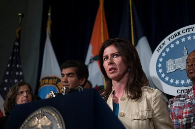 Councilwoman Elizabeth Crowley. (Photo: William Alatriste/NYC Council)