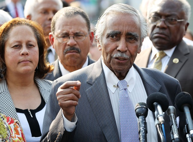 Congressman Charles Rangel. (Photo: Alex Wong/Getty Images)