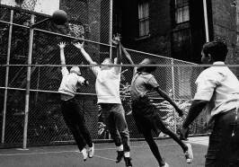 Boys Playing Basketball (Getty)