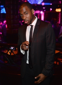 Jay Pharoah, one of Above Average's channel partners. (WireImage)