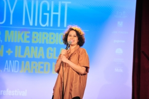 Above Average also recognized the talent of Ilana Glazer, now on Broad City. (Getty Images)