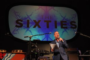 """Jeff Zucker at """"Sixties"""" New York Series Premiere Party"""