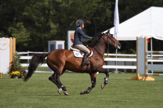 Hampton Classic Horse  Show.