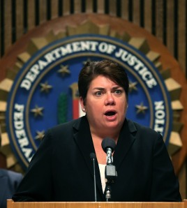 President Obama's choice to head the DOJ's criminal division, Leslie Caldwell, was confirmed last month. (Getty Images)