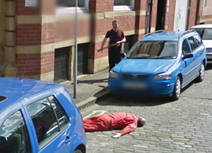 Hilarious (Google Street View).