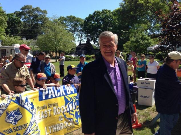 State Senator Dean Skelos.  (Photo: Facebook)