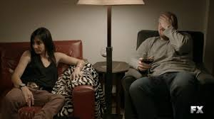 Louie and Pamela. (FX)