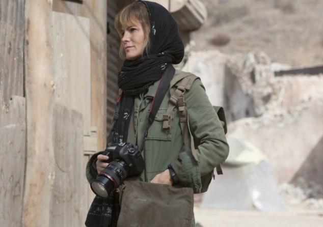 Jennifer Jason Leigh in The Moment.