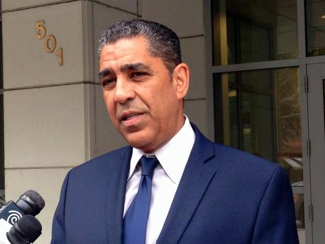 State Senator Adriano Espaillat (Photo: Paula Duran).