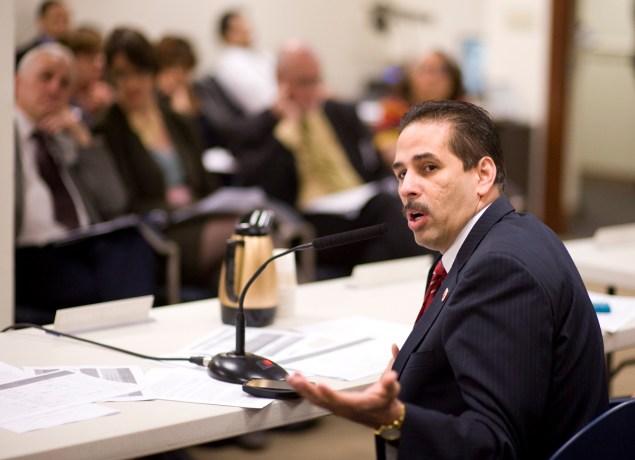 Councilman Fernando Cabrera. (Photo: William Alatriste/NYC Council)