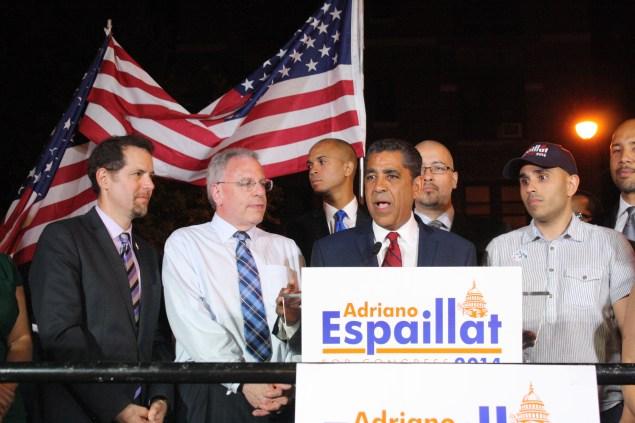 State Senator Adriano Espaillat. (Photo: Ross Barkan)