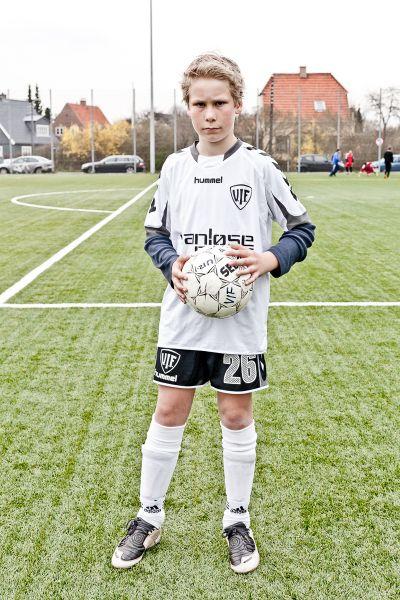 NAME: Rasmus Hørgreen AGE: 12 CLUB: Vanløse IF POSITION: Defence HOMETOWN: Vanløse, Denmark